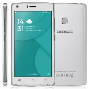 DOOGEE X5 MAX 8GB SIMフリー , Network: 3G, 4000mAh Battery 360 Degrees Fingerprint, 5.0 inch Android 6...