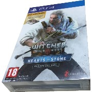 The Witcher 3 : Hearts of Stone Expansion + Gwent Cards (PS4 CODE) (輸入版)