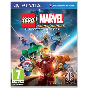 LEGO Marvel Super Heroes (PS Vita) (輸入版)