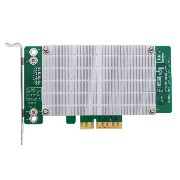 M2P4A v1.0 PCIe 3.0 X4 to M.2 (NGFF) SSD Adapter