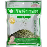 Pure Smile エッセンスマスク8枚セット 緑茶