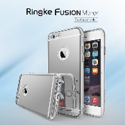 Apple iPhone 6/6S (国内正規品)Rerth RingkeFusion Mirror iPhone 6/6S- Crystal View (Combo/Eco Package)...
