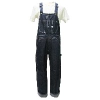 Lee リー AMERICAN RIDERS OVERALLS LM4254-500 M