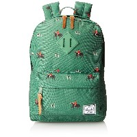 [ハーシェルサプライ] Herschel Supply 431 Sunday/Emerald Rubber 【10073 Heritage Kids Backpack】