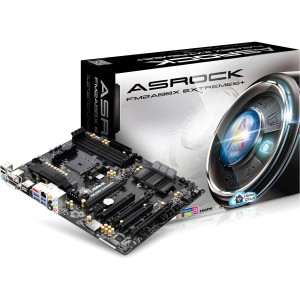 ASRock AMD A88Xチップセット搭載 ATXマザーボード FM2A88X Extreme6+