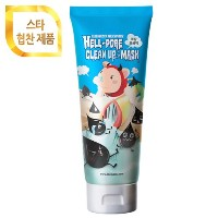 Elizavecca エリザヴェッカ ヘル ポア・リーン アップ・ノーズ マスクパック100ml (Milky Piggy Hell-Pore Clean Up nose Mask 100ml)...