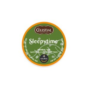 Celestial Seasonings キューリグ用 K-Cup Sleepytime Herbal Tea 【並行輸入商品】