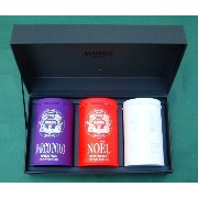 MARIAGE FRERES (マリアージュフレール) - MASTERPIECE™ gift set / ギフトセット (3 x 100gr) 並行輸入品