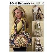 【Butterick】バッグの型紙セット
