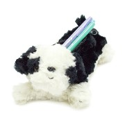 Bestever ベストエバー Pencil Case Shih Tzu Black