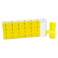 Safe & Sound Weekly Pill Organiser Large