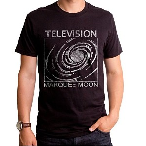 Television Tシャツ テレヴィジョン Marquee Moon Distressed M