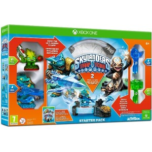 Skylanders Trap Team: Starter Pack (Xbox One) (輸入版)