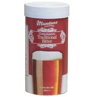 Muntons Connoisseurs Traditional Bitter トラッドビター 1800g