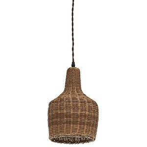 ACME Furniture WICKER LAMP