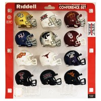 Riddell(リデル) NCAA PAC 12 Pocket Size Conference 12 Piece ヘルメットセット -