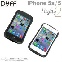 docomo au SoftBank iPhone5 iPhone5S Deff CLEAVE ALUMINUM BUMPER Mighty iPhone アルミバンパー ケース カバー ...
