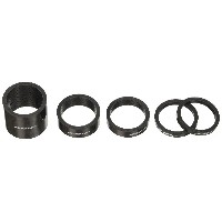 ZIPP (ジップ) Headset Spacer Set (4mm x 2, 8mm x 1, 12mm x1, 30mm x 1) (00.1915.124.010)