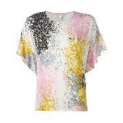 Diane Von Furstenberg abstract print T-shirt