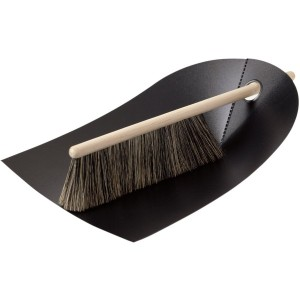 Dustpan and broom ブラック