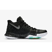 "Nike Kyrie 3 ""Black Ice"" メンズ Black/Total Crimson/Dark Grey/White ナイキ カイリー3 Kyrie Irving カイリー・アービング"