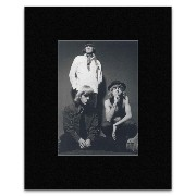 Soft Machine - By Gered Mankowitz 1968 Matted Mini Poster - 40.5x30.5cm