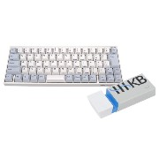 Happy Hacking Keyboard Professional JP Type-S 白(日本語配列)EneBRICK セット KB420WS-EB01AH