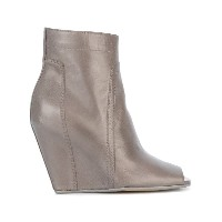 Rick Owens open toe ankle boots