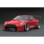 1/18 PANDEM R35 GT-R Red Metallic【IG1000】 【税込】 ignitionモデル [IG1000 PANDEM R35 GT-R Red Metallic]...