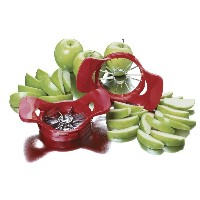 Amco Dial-A-Slice Adjustable Apple Corer and Slicer by Amco
