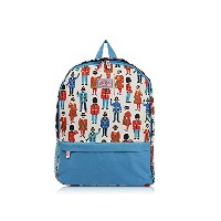 Cath Kidston キャスキッドソン キッズ バックパック・リュック CREAM(クリーム)Guards & Friends Kids Backpack [並行輸入品]