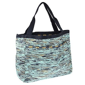 レスポートサック バッグ LESPORTSAC 8095 P633 8095 Reversible Beach in Gold Coast Reversible 並行輸入品