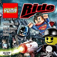 【DJ YUMA】RIDE Volume.116/HIP HOP RB/MIX CD