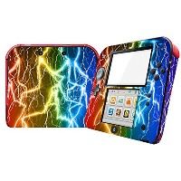 Linyuan 安定した品質 Multi-style Skin Sticker Ultra thin Cover Case ステッカー for Nintend 2DS