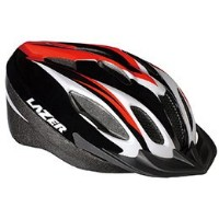LAZER(レイザー) コンパクト M BLK/RED 14 ヘルメット BLC2005664070 HMT33701