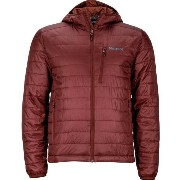 マーモット Marmot メンズ アウター ジャケット【Calen Hooded Insulated Jacket】Marsala Brown
