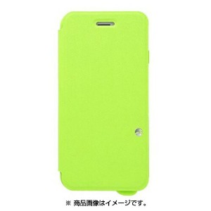 SwitchEasy BOOMBOX Folio Case for iPhone 6s/6 Lime Green AP-21-125-14