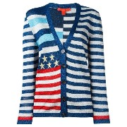 Hilfiger Collection striped cardigan