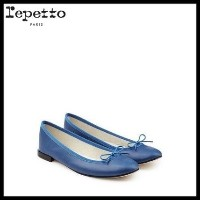 repetto(レペット)★Leather Ballerina Shoes Cendrillon★ repetto(レペット) バイマ BUYMA