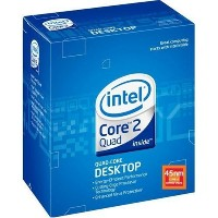 Intel Boxed Core 2 Quad Q9550 2.83GHz 12MB 45nm 95W BX80569Q9550