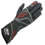 alpinestars(アルパインスターズ) TECH 1-ZX GLOVES ANTHRACITE/BLACK/RED L 3550115-1431-L