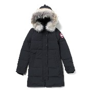 "(レイビームス)Ray BEAMS CANADA GOOSE / ""Mackenzie"" 79 NAVY S 61190122418"