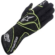 alpinestars(アルパインスターズ) TECH 1-ZX GLOVES BLACK/YELLOW FLUO L 3550115-155-L
