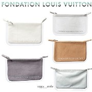 ☆Louis Vuitton☆ルイヴィトン美術館限定☆ポーチ Louis Vuitton(ルイヴィトン) バイマ BUYMA