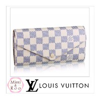 Louis Vuitton アズール PORTEFEUILLE JOSEPHINE 長財布 Louis Vuitton(ルイヴィトン) バイマ BUYMA