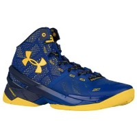 "Under Armour Curry 2 ""Dub Nation""メンズ Cobalt Blue/Yellow Gold アンダーアーマー バッシュ カリー2 Stephen Curry ステフィン..."