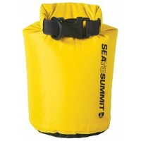 SEA TO SUMMIT LIGHTWEIGHT 70D DRY SACK YELLOW (1 LITRE) (Parallel Imported Product)