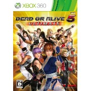 DEAD OR ALIVE 5 Ultimate - Xbox360