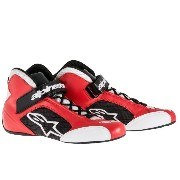 alpinestars(アルパインスターズ) TECH 1-K KART SHOES RED/SILVER 8.5 2712013-354-8.5