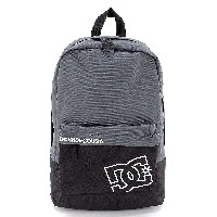 DC SHOE BUNKER CB BACKPACK ADYBP03001-black